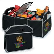 I'm A Social Worker Therefore I... 2-in-1 Trunk Organizer & Cooler