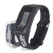 I Love the Lab Fitness Watch Pedometer