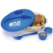 EMS: Your Life, Our Mission On-The-Go Food Container