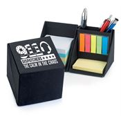 911 Dispatchers: The Calm In The Chaos Recycled Note Cube Caddy