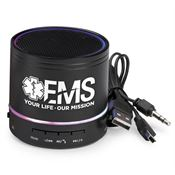 EMS: Your Life, Our Mission Bluetooth® Light-Up Speaker