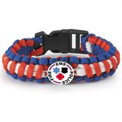 First Responders Paracord Bracelet