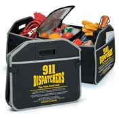911 Dispatchers: The Thin Gold Line 2-in-1 Trunk Organizer & Cooler