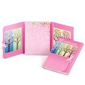 Hope Is Always In Season Sticky Notepad with Magnetic Closure