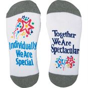 Individually We Are Special, Together We Are Spectacular