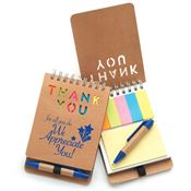 For All You Do We Appreciate You Eco-Jotter & Pen