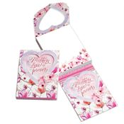 A Mother's Love Is Forever Magnetic Sticky Notepad