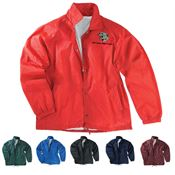 Adult Nylon His & Hers Jacket With Full Color Embroidery - Personalization Available