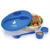 On-The-Go Food Container - Personalization Available