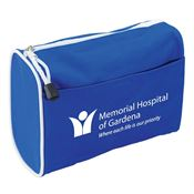 Blue Amenity Bag - Personalization Available
