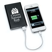 Slim Metal Phone & Tablet Power Bank - Personalization Available
