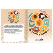 Parent-Teacher Conference Folder - Spanish - Personalization Available