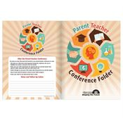 Parent-Teacher Conference Folder - Personalization Available