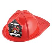 Firefighter Hat (Red) With Personalization