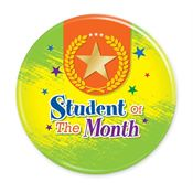Student Of The Month Button