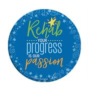 Rehab: Your Progress Is Our Passion Buttons