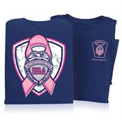 Law Enforcement For A Cure Short Sleeve T-Shirt (Personalized)