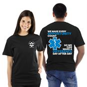 We Make Every Opportunity Count...EMS Bragging Rights Short-Sleeve T-Shirt