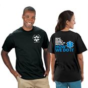 What We Do Doesn't Matter As Much As How We Do It EMS Bragging Rights Short-Sleeve T-Shirt