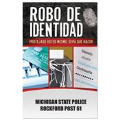 Identity Theft: Protect Yourself, Know What To Do Handbook (Spanish Version)