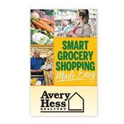 Smart Grocery Shopping Made Easy Bilingual (English/Spanish) Guidebook - Personalization Available