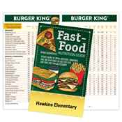 Fast Food Nutrition Guide - Personalization Available