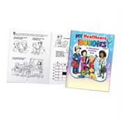 My Healthcare Buddies Educational Activities Book - Personalization Available
