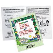 Be Smart About Saving and Spending Educational Activities Book (Credit Union Version)