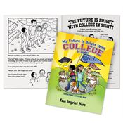 My Future Is Bright With College In Sight Educational Activities Book - Personalization Available