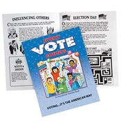 Every Vote Counts Educational Activities Book