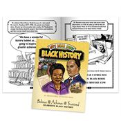 Let's Learn About Black History Educational Activities Book