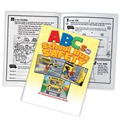 ABCs Of School Bus Safety Educational Activities Book