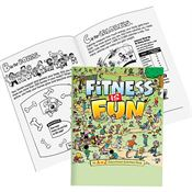 Fitness Is Fun Educational Activities Books