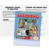 Band Together Against Bullying And Drugs Educational Activities Flip Book