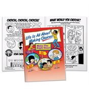 Life Is All About Making Choices Educational Activities Book (50-Pack)