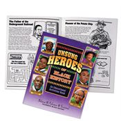 Unsung Heroes Of Black History Educational Activities Book