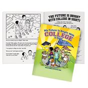 My Future Is Bright With College In Sight! Educational Activities Book (50-Pack)