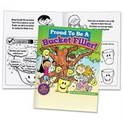 Proud To Be A Bucket Filler!/Proud To Be Bully Free! 2-In-1 Flipbook