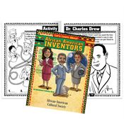 Let's Learn About African-American Inventors Educational Activities Book