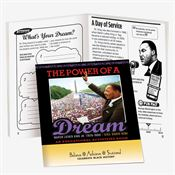Martin Luther King Jr. Commemorative The Power Of A Dream Educational Activities Book