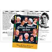 African-American Women Who Made History Educational Activities Book
