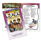 Black History Month Q & A Activities Book
