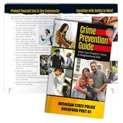 Crime Prevention Guide: Keep Your Property, Home, & Neighborhood Safe - Personalization Available