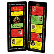 Believe, Achieve, Succeed Bookmark