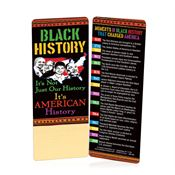 Black History: It's Not Just Our History, It's American History Bookmark