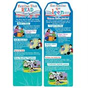 Families That Read Together Succeed Together Bilingual Bookmark