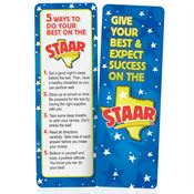 Give Your Best & Expect Success On The STAAR Bookmark