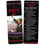 Martin Luther King Jr. Commemorative I Have A Dream Bookmark