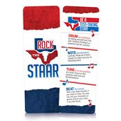 Rock The STAAR Bookmark