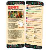 Kente Cloth Bookmark